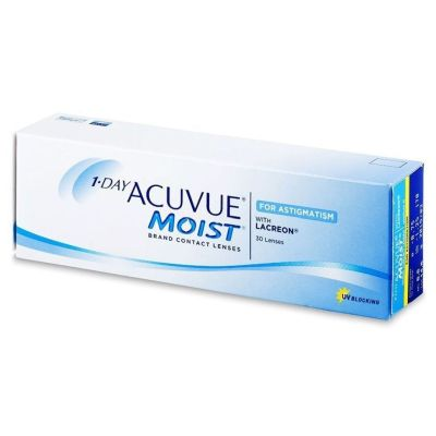 1 Day Acuvue Moist for Astigmatism (30 db)