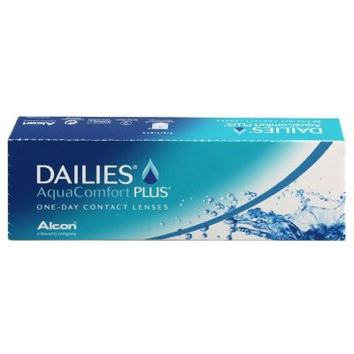 Dailies Aqua Comfort Plus (30 db)