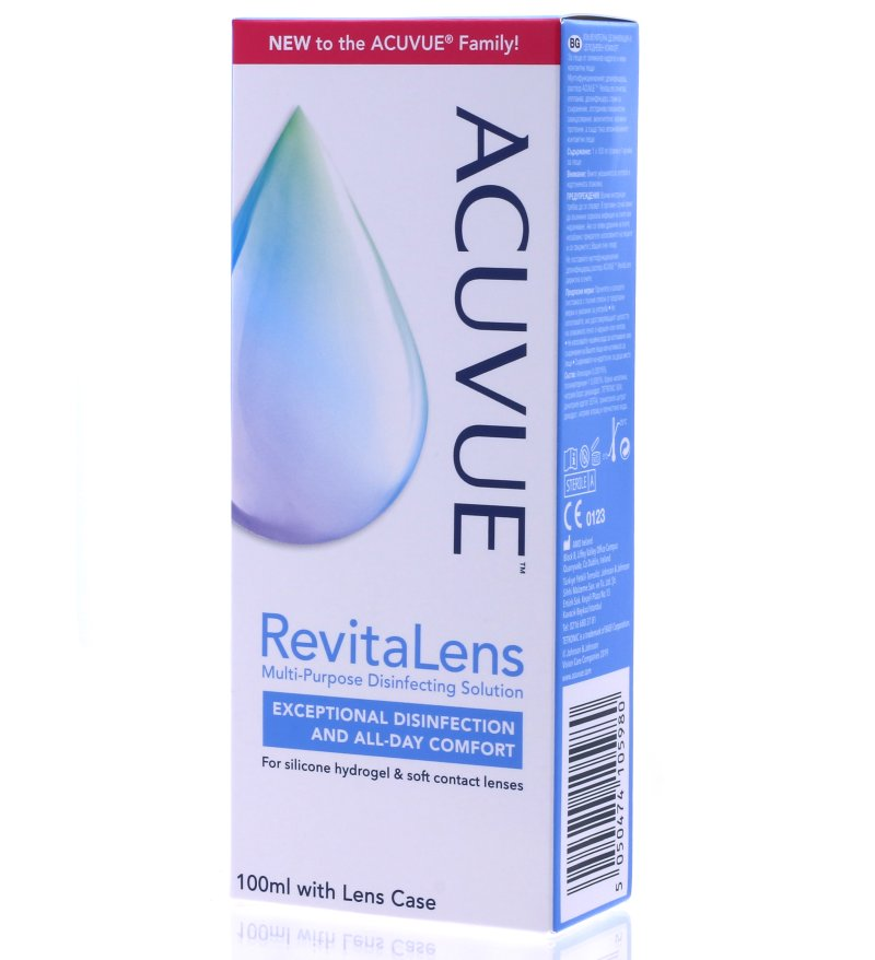 ACUVUE RevitaLens (100ml)