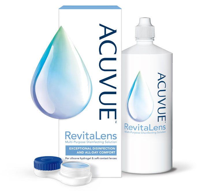 ACUVUE RevitaLens (360ml)