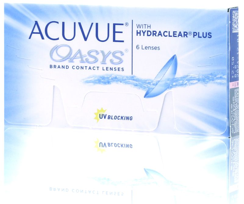 Acuvue Oasys with Hydraclear Plus (6 db)