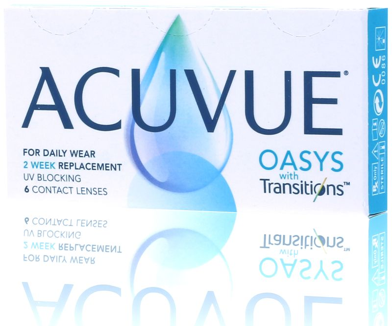 Acuvue Oasys with Transitions (6 db)