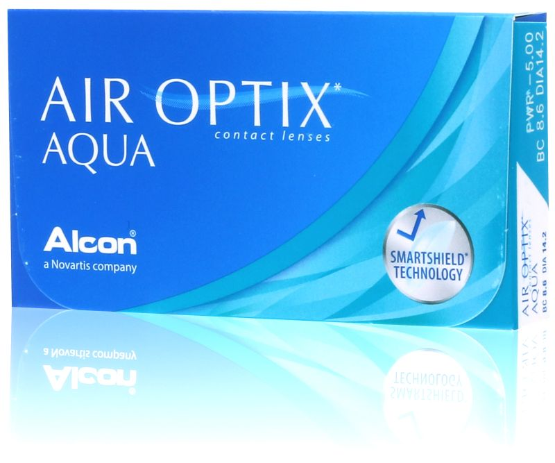 Air Optix Aqua (6 db)