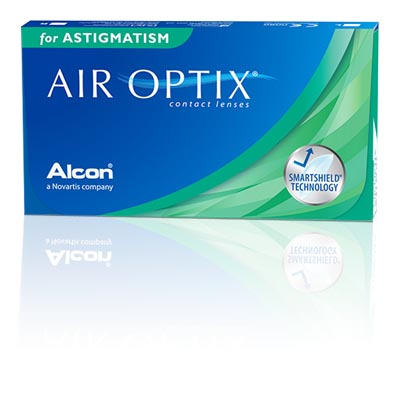 Air Optix for Astigmatism (3 db)