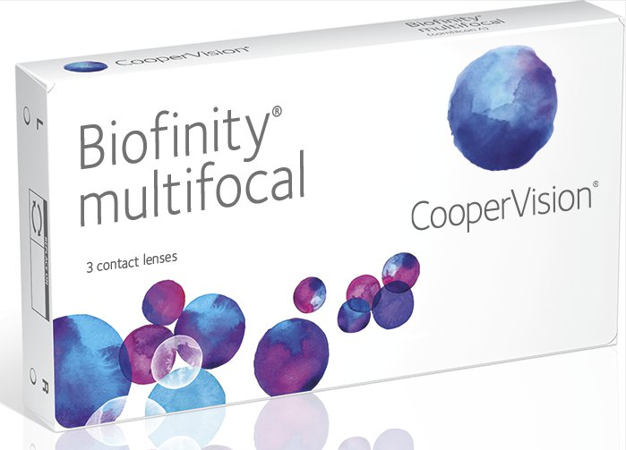 Biofinity multifocal (3 db)