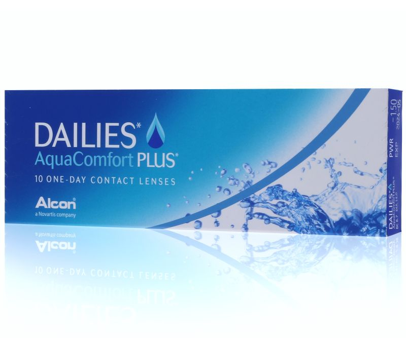 Dailies Aqua Comfort Plus (10 db)