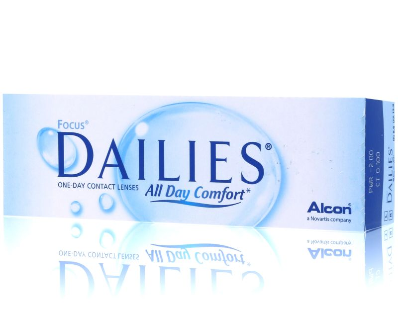 Focus Dailies All Day Comfort (30 db)