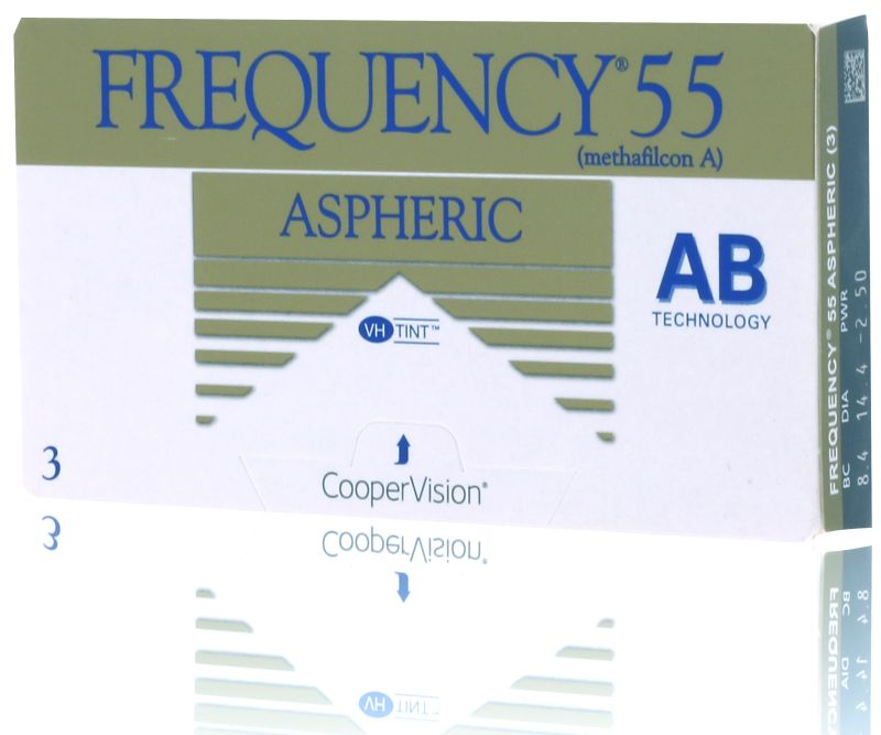 Frequency 55 Aspheric (3 db)