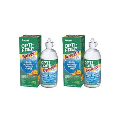 Opti-Free RepleniSH (2*300ml)