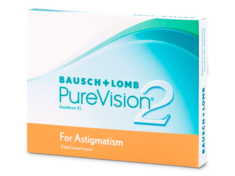 PureVision 2 For Astigmatism (3 db)
