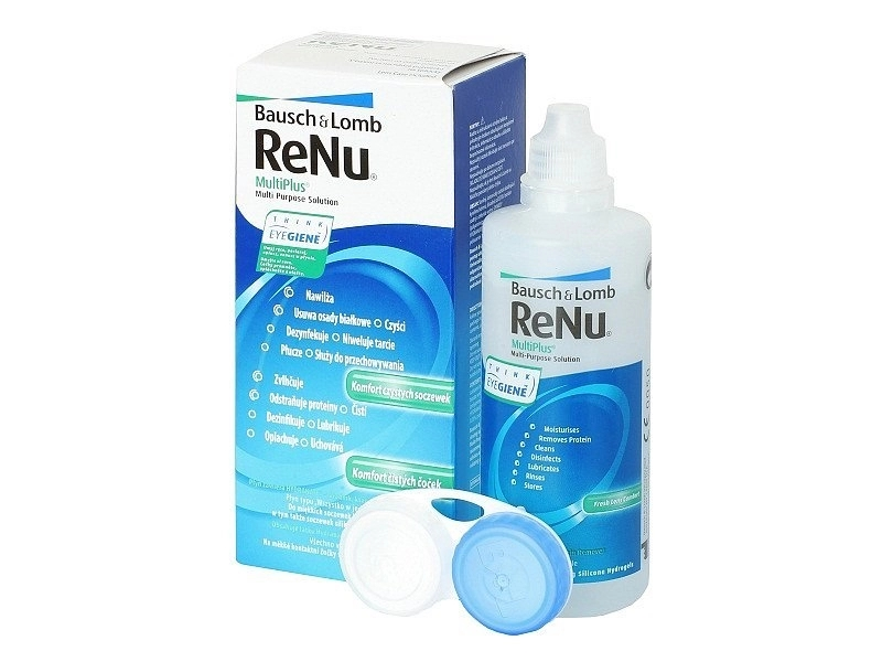 Renu Multiplus (120 ml + tok)
