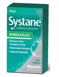 Systane Hydration eyedrops (10 ml)