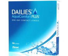 Dailies Aqua Comfort Plus (90 db)